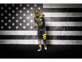 Army All-American Bowl East Uniform Front