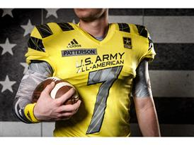 Army All-American Bowl West Jersey Front