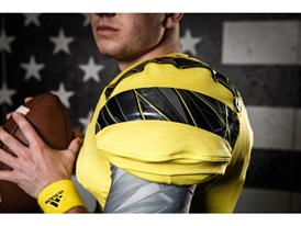 Army All-American Bowl West Shoulder Pad