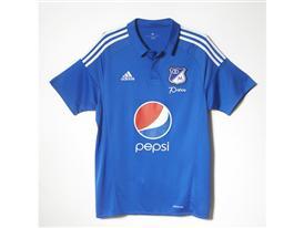Camiseta Local Millonarios F.C. 2016