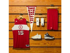 NCAA Black History Month Nebraska Square