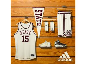 NCAA Black History Month Mississippi State Square
