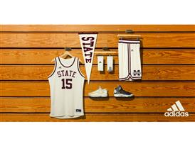 NCAA Black History Month Mississippi State H