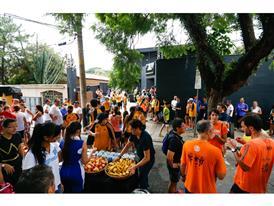 Evento Haile no Brasil 84