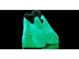 adidas ASW16 T-Mac 3 Green Glow Detail 1 Horizontal