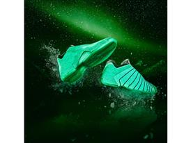 adidas ASW16 T-Mac 3 Green Glow Pair Square
