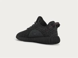 adidas Originals by KANYE WEST - YEEZY BOOST 350, versiunea neagră