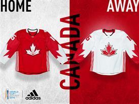 adidas WCOH Home/Away CANADA