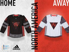 adidas WCOH Home/Away NORTH AMERICA