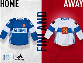 adidas WCOH Home/Away FINLAND