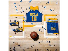 2016 Made in March UCLA Women's Away Square