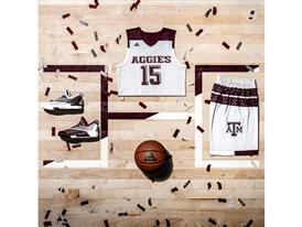 2016 Made in March Texas A&M Home Square