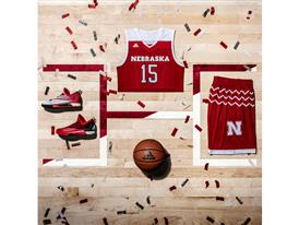 2016 Made in March Nebraska Away Square