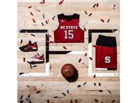 2016 Made in March NC State Away Square