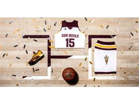 2016 Made in March ASU Women's Home Horizontal