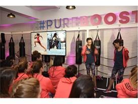 adidas - Evento PureBoostX 3