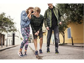 World Famous YouTubers Amanda Steele and Marcus Butler Join adidas neo to Launch Sneaker Innovation