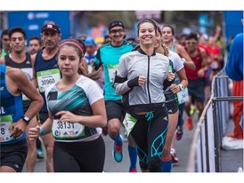 Boost Girls Maratón de Santiago Chile 11