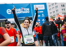 Boost Girls Maratón de Santiago Chile 27
