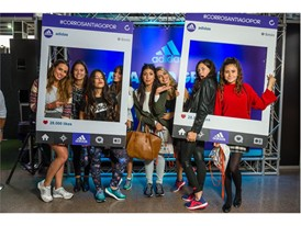 Boost Girls Maratón de Santiago Chile 36