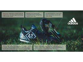 Jackie Robinson x adidas Boost Icon TechSheet