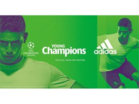 """adidas UEFA Young Champions 2016"" TOP"