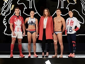 Tom Mitchell, Jessica Ennis-Hill, Stella McCartney, Tom Daley, Olivia Br...