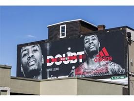 adidas Damian Lillard Billboard 2