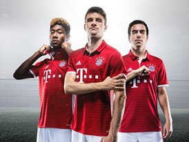 adidas Bayern Kit