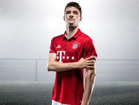 Neues Trikot für FC Bayern
