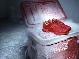 Zwei Weltmarken vereint - adidas Originals x Coca-Cola präsentieren den CLIMACOOL 1