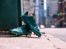 "adizero Afterburner ""Dipped"" Cleat Collection 9"