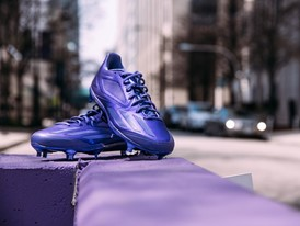"adizero Afterburner ""Dipped"" Cleat Collection 13"