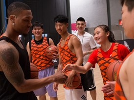 adidas Damian Lillard TOS, Beijing 1