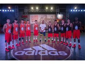 adidas Damian Lillard TOS, Chengdu 9