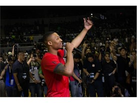 adidas Damian Lillard TOS, Manila 7
