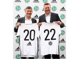 adidas und DFB verlängern Partnerschaft bis 2022 (1)