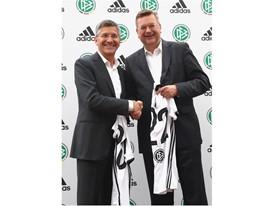 adidas und DFB verlängern Partnerschaft bis 2022 (2)