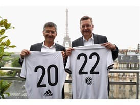 adidas und DFB verlängern Partnerschaft bis 2022 (5)