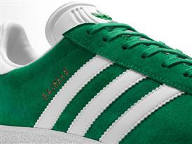 adidas Originals Gazelle FW16 Product Imagery Green Detail 01