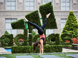 adidas celebra el día internacional del yoga