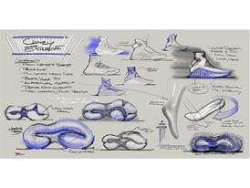 adidas Crazy Explosive Design Sketch 2