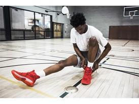 adidas Crazy Explosive Solar Red AQ7218 Athlete 2 H