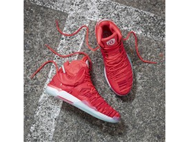 adidas D Rose 7 Solar Red (2)