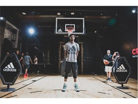 Andrew Wiggins takes center court at #LVL3