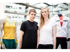 Designerinnen Anna Sinn und Corinna Dehn (1)