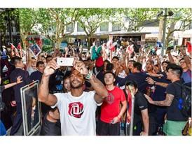 adidas Derrick Rose Take On Summer Tour China 23