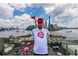 adidas Derrick Rose Take On Summer Tour China 22