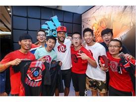 adidas Derrick Rose Take On Summer Tour China 20
