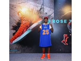 adidas Derrick Rose Take On Summer Tour China 19